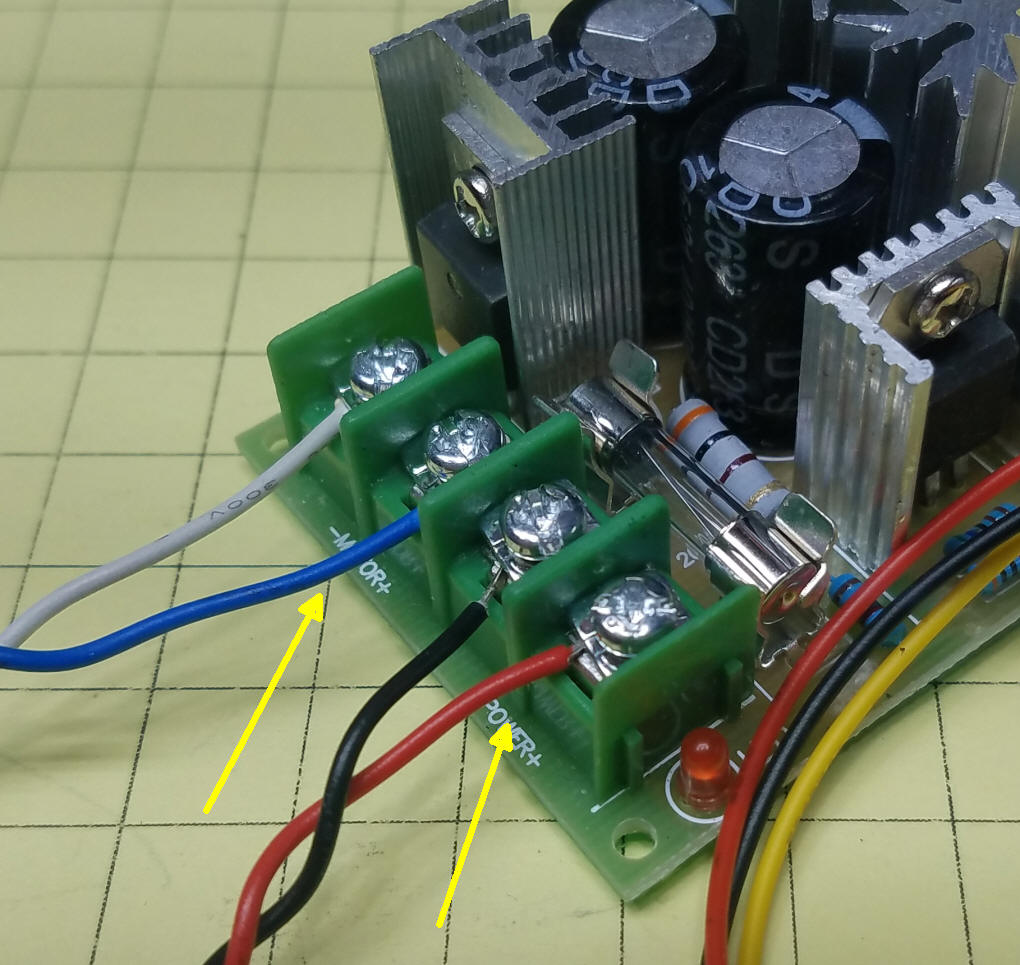 Build An Inexpensive Model Train Power Controller